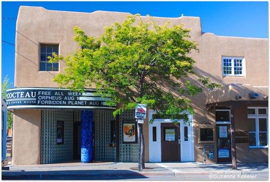El cine de George, el Jean Cocteau en Santa Fe