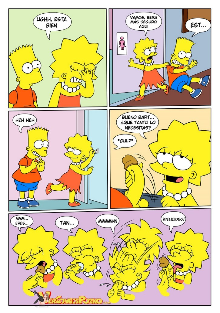 Simpsons Comix Busted 03