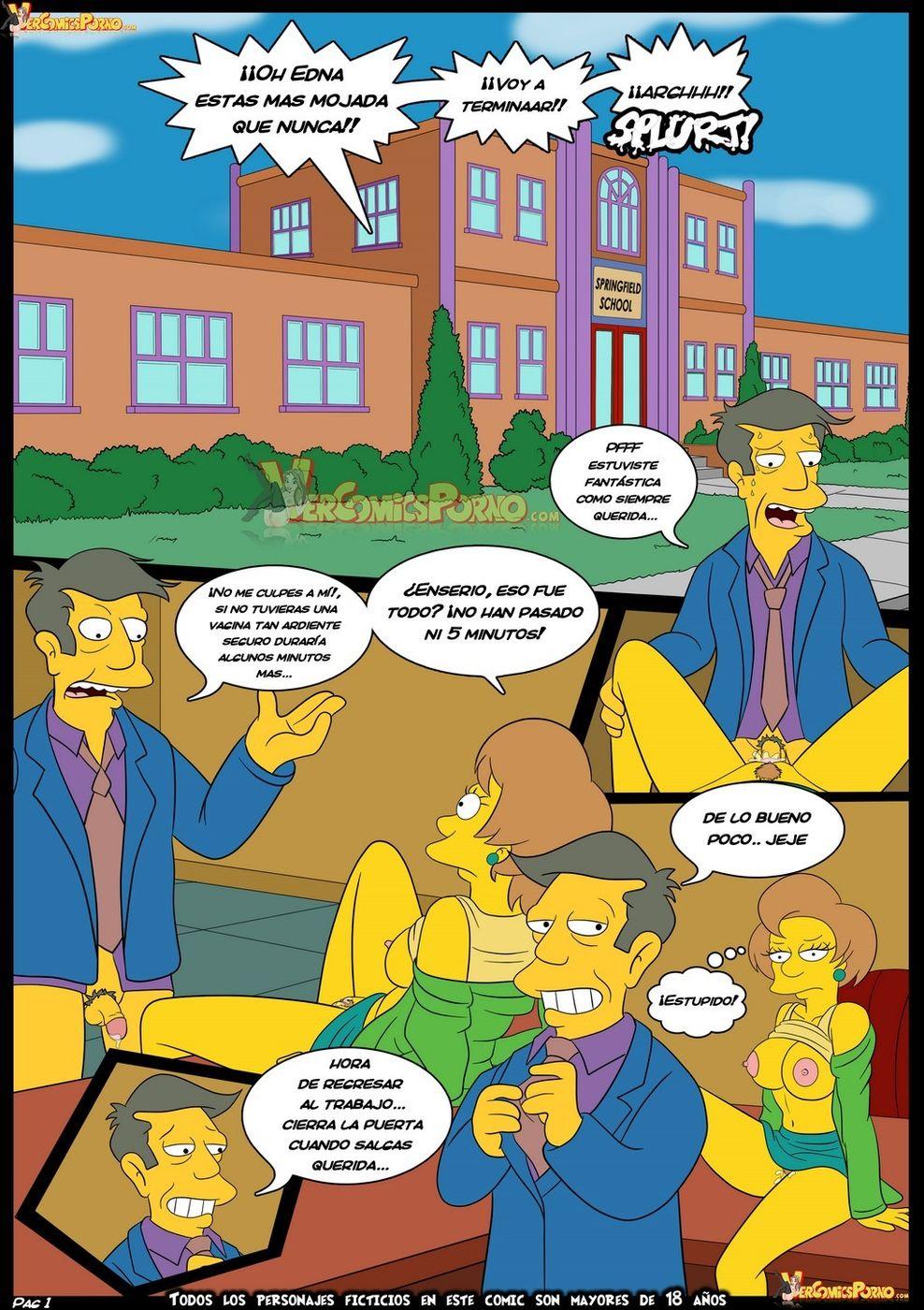 Viejas Costumbres 5 Bart y Edna