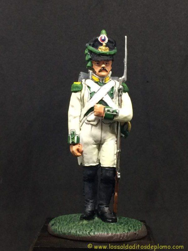 Voltigeur 1806 - El mundo de los soldaditos de plomo