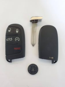 2014 Dodge Charger Key Fob Battery : dodge, charger, battery, Dodge, Charger, Replacement, Options,
