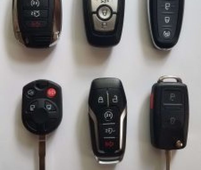 Ford Key Replacement Cost Price Depends On A Few Factors