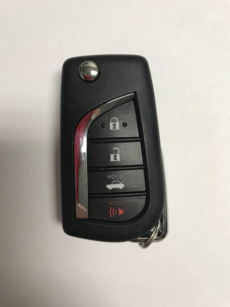 Toyota Camry Replacement Keys What To Do Options Cost