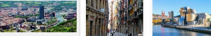 Lost found Bilbao city