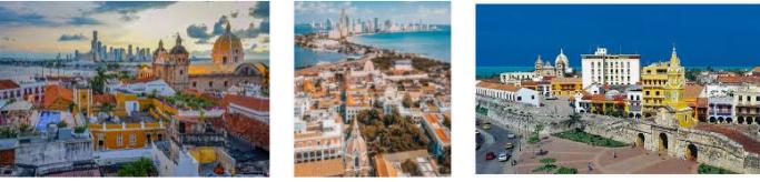 Lost and found Cartagena de indias city