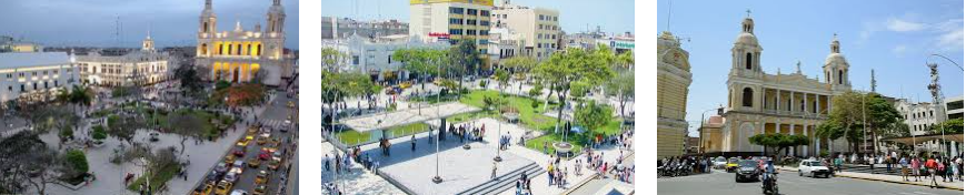 Chiclayo city