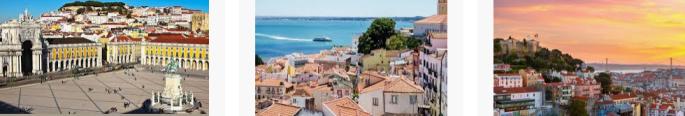 Lost found Lisbon city