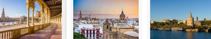 Lost found Seville city