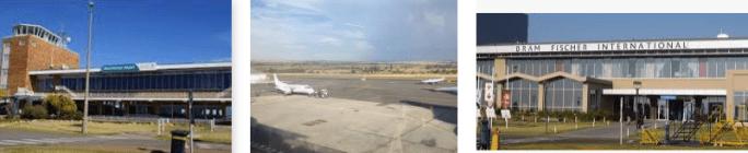 Lost found airport Bloemfontein