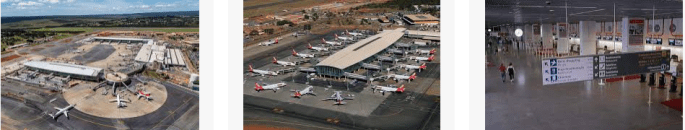Lost and found airport Brasilia