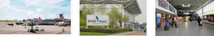 Lost found airport Bristol