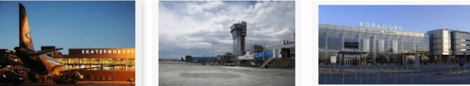 Lost and found airport Koltsovo