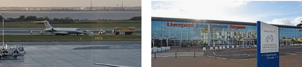 Lost found airport Liverpool