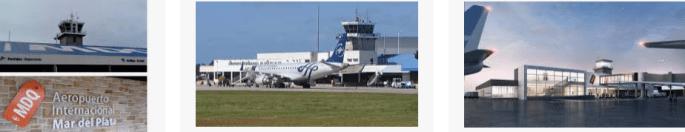 Lost and found airport Mar del Plata