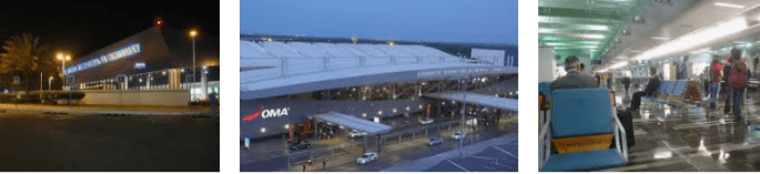 Lost and found airport Monterrey