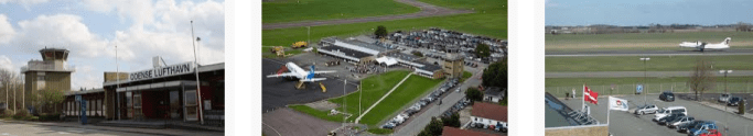Lost found airport Odense