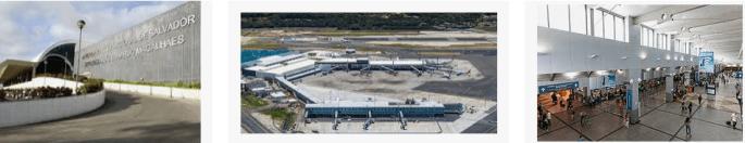 Lost and found airport Salvador de Bahia