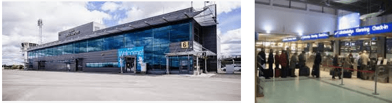 Lost found airport Turku