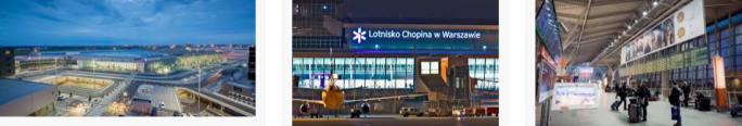 Lost found airport Chopin Warsaw