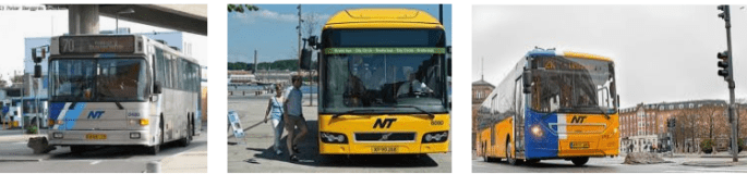 Lost found bus Aalborg