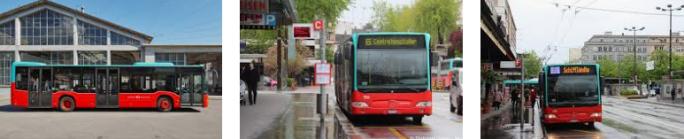 Lost found bus Bienne