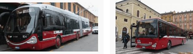 Lost found bus Bologna