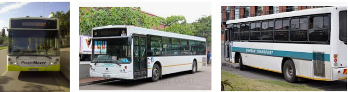 Lost found bus Durban