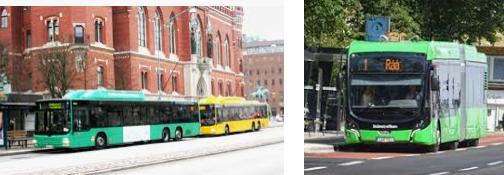 Lost found bus Helsingborg