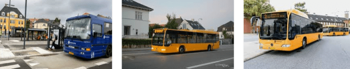 Lost found bus Kolding