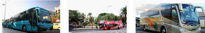 Lost found bus Las Palmas