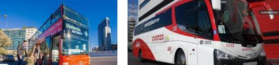 Lost found bus Murcia