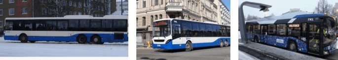 Lost found bus Tampere