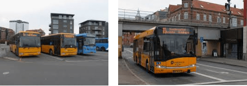 Lost found bus Vejle