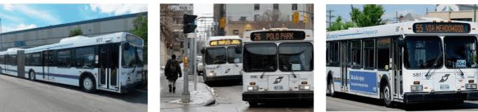 Lost found bus Winnipeg