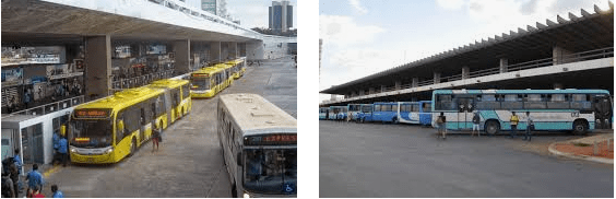 Lost and found bus station Brasilia