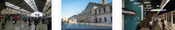 Lost found gare de Marseille Saint-Charles
