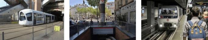 Lost Found métro Lyon
