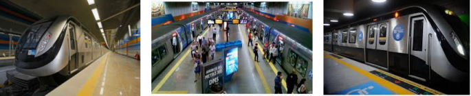 Lost and found metrô Rio de Janeiro