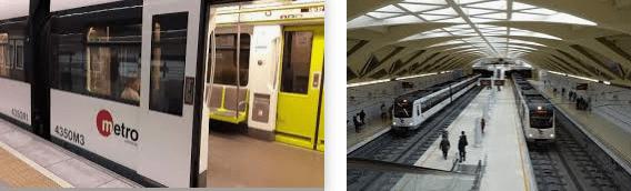 Lost found metro Valencia