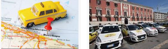 Lost found taxi Bari