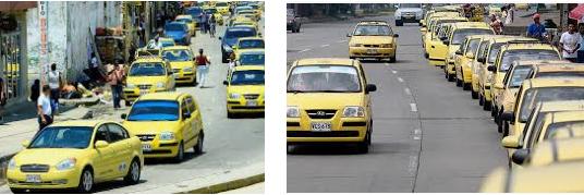 Taxi Cali