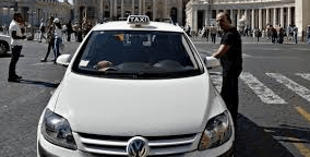 Lost found taxi Catania