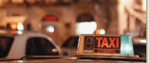 Lost found taxi Coimbra