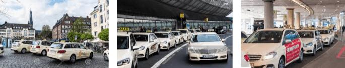 Lost found taxi Dusseldorf
