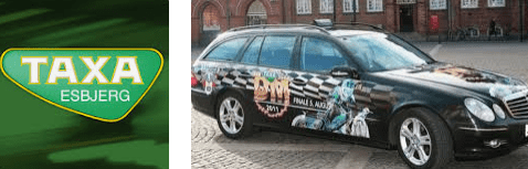 Lost found taxi Esbjerg