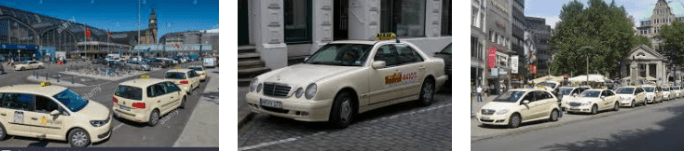 Lost found taxi Hamburg