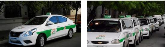 Lost and found taxi La Plata