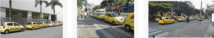 Lost and found taxi Medellin