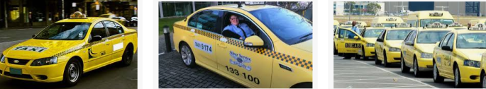 Lost found taxi Melbourne