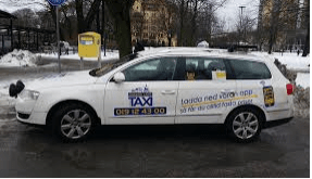 Lost found taxi Orebro